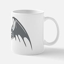 Bat #42 Gray Mug