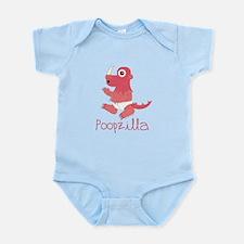 Poopzilla Infant Bodysuit