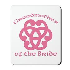 Celtic Knot Bride's Grandmother Mousepad