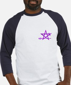 Purple Baseball Jersey
