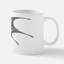 Bat #37 Gray Mug