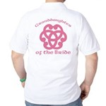 Celtic Knot Bride's Granddaughter Golf Shirt