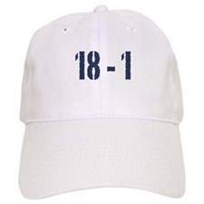 Giants Super Bowl Champs (18-1) Baseball Cap
