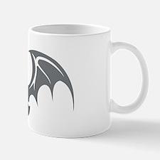 Bat #30 Gray Mug
