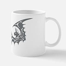 Bat #29 Gray Mug