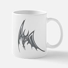 Bat #25 Gray Mug