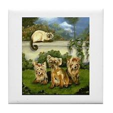 Pets Tile Coaster