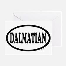 Dalmatian Greeting Cards (Pk of 10)