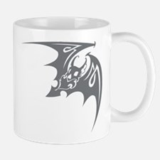 Bat #20 Gray Mug