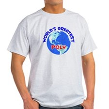 World's Greatest Poly (E) T-Shirt