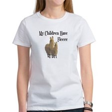 My Children Are Alpacas Tee