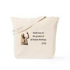 Socrates 15 Tote Bag