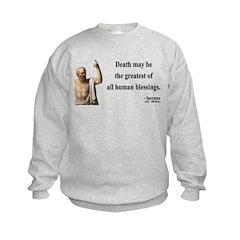 Socrates 15 Sweatshirt