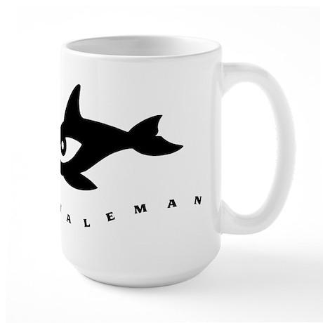 WhaleMan Mugs