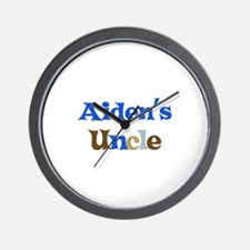 Aiden's Uncle  Wall Clock