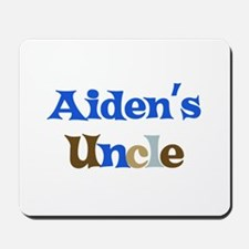 Aiden's Uncle  Mousepad