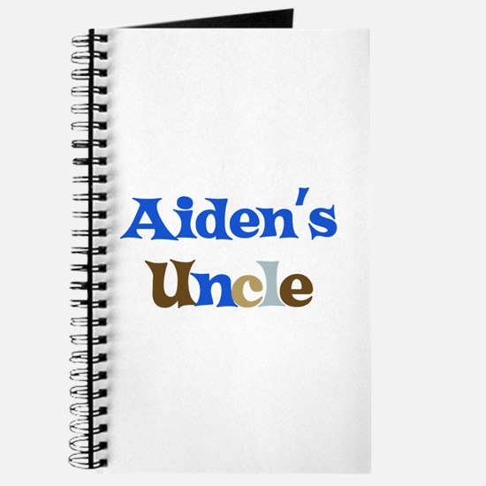 Aiden's Uncle Journal