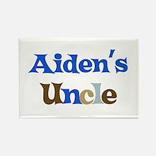 Aiden's Uncle Rectangle Magnet