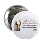 "Socrates 16 2.25"" Button"