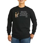 Socrates 16 Long Sleeve Dark T-Shirt