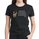 Socrates 16 Women's Dark T-Shirt