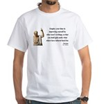 Socrates 16 White T-Shirt