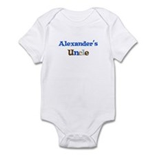 Alexander's Uncle Infant Bodysuit
