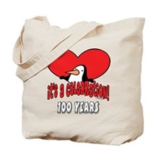 100th Celebration Tote Bag