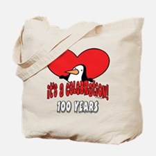 100th Celebration Tote Bag