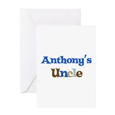 Anthony's Uncle Greeting Card