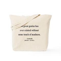 Aristotle 10 Tote Bag