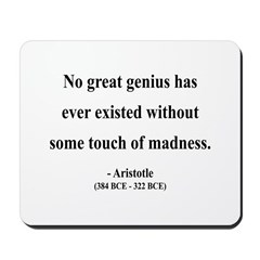 Aristotle 10 Mousepad