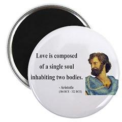 "Aristotle 11 2.25"" Magnet (100 pack)"