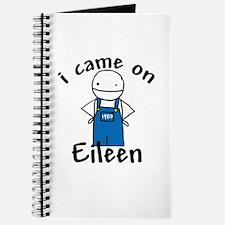 Eileen Journal