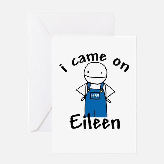 Eileen Greeting Card