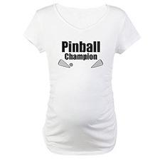 Old School Pinball Arcade Gam Shirt