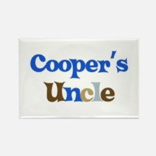 Cooper's Uncle Rectangle Magnet