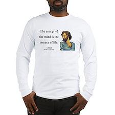 Aristotle 12 Long Sleeve T-Shirt