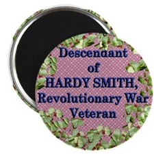 """Hardy Smith 2.25"""" Magnet (10 pack)"""