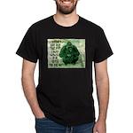 GREEN IRISH GORILLA Dark T-Shirt