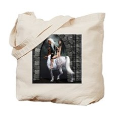 Centaur Ride Tote Bag