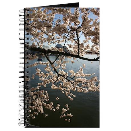 Cherry Blossoms Journal