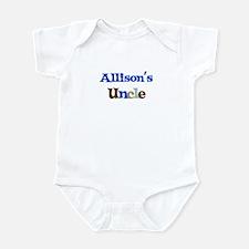Allison's Uncle Infant Bodysuit