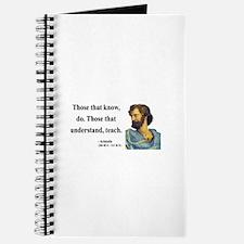 Aristotle 15 Journal