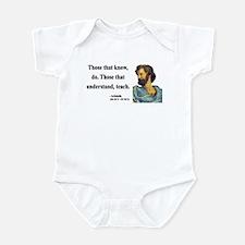 Aristotle 15 Infant Bodysuit
