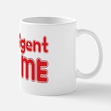 A Travel Agent Loves Me Mug