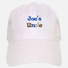 Joe's Uncle Baseball Baseball Cap