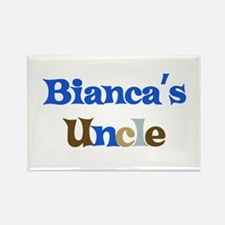 Bianca's Uncle Rectangle Magnet