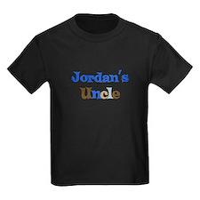 Jordan's Uncle  T
