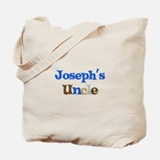 Joseph's Uncle  Tote Bag